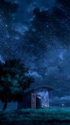 High Quality Blue Anime Aesthetic Wallpaper Anime Wallpaper HD
