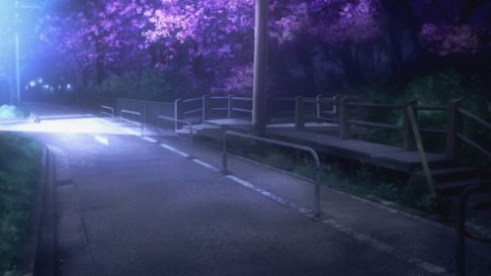 Anime Backgrounds Night posted by Christopher Tremblay