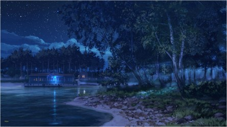 Anime Landscape Wallpaper 1920x1080 posted by Samantha Tremblay
