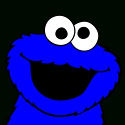 Cookie Monster Wallpaper posted by Christopher Anderson