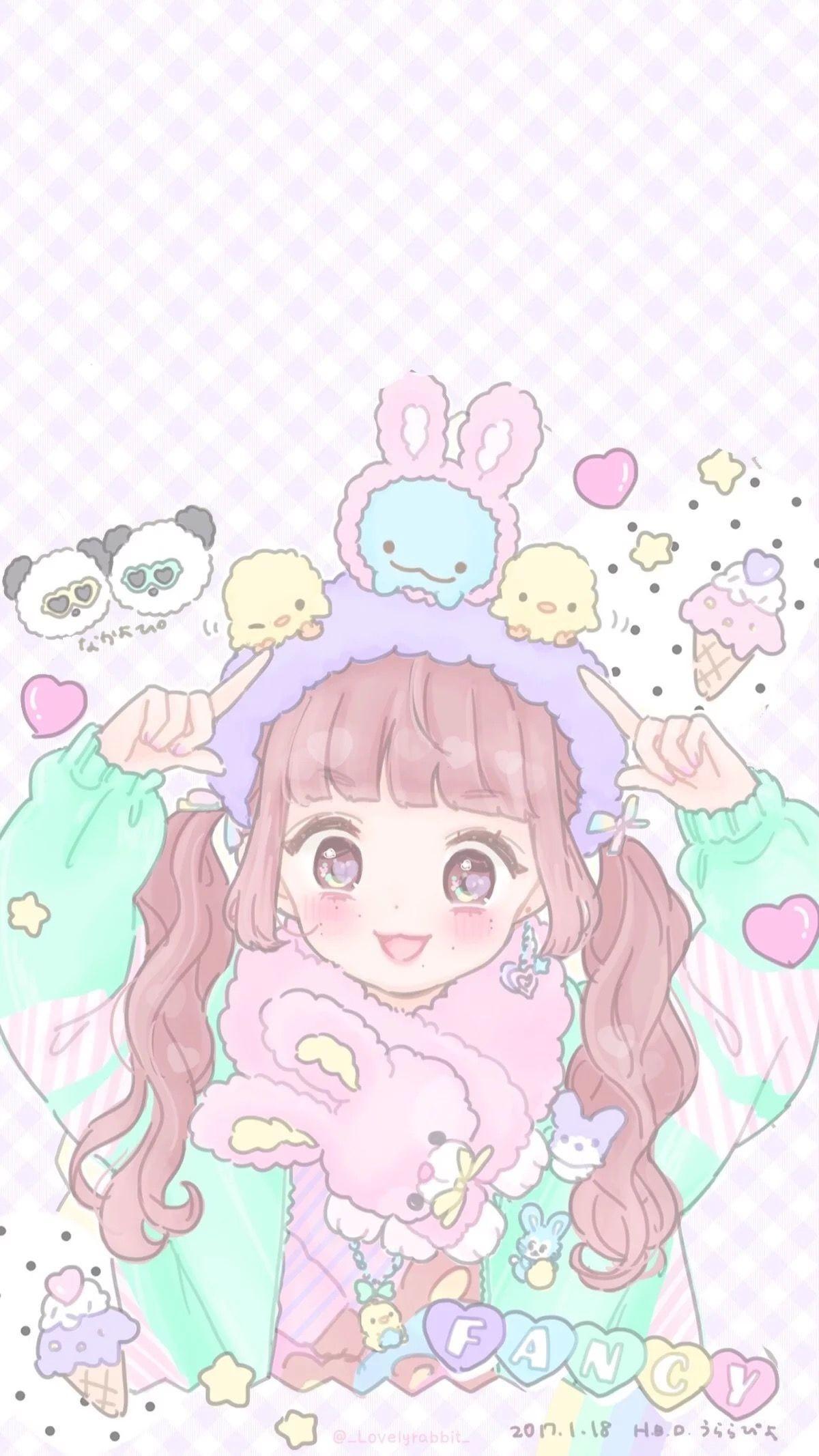 Unicorn Girl Wallpaper : unicorn, wallpaper, Unicorn, Anime, Wallpaper