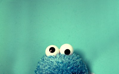 Cute Cookie Monster Wallpaper posted by Ethan Anderson