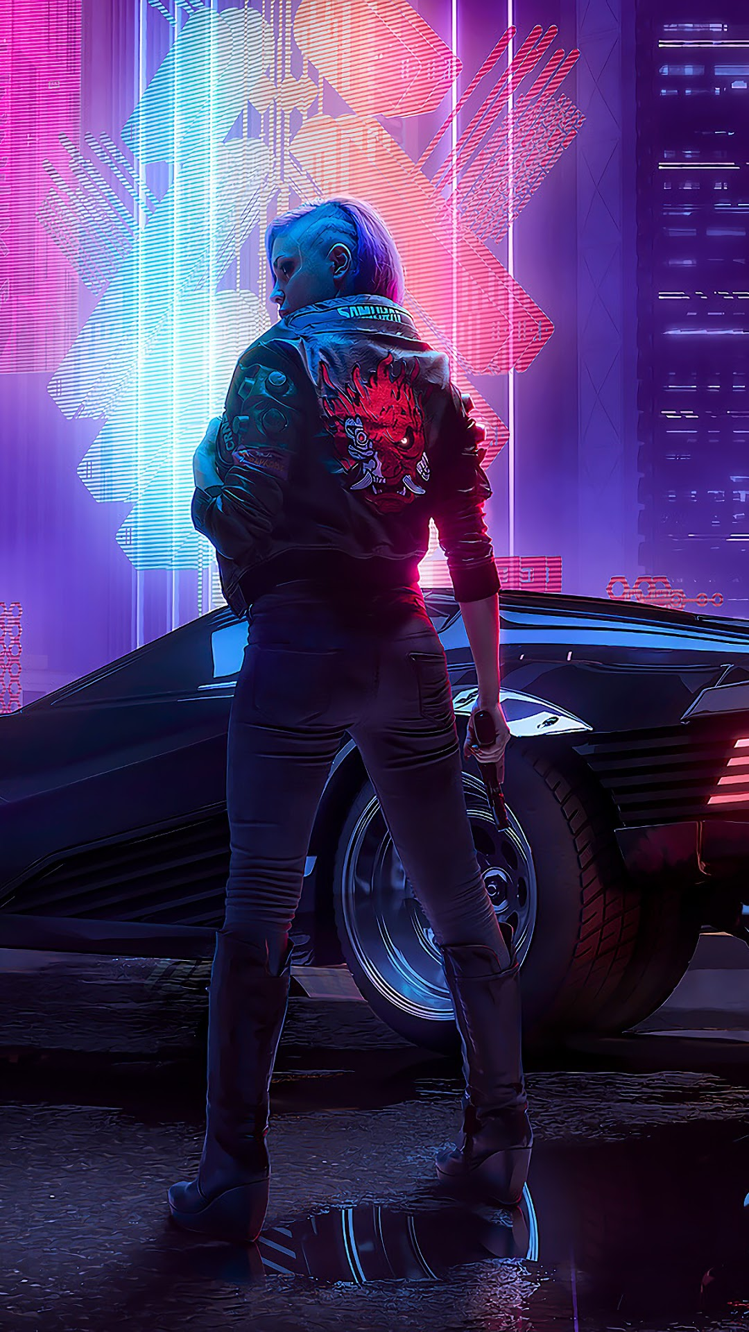1440p Cyberpunk 2077 Wallpaper : 1440p, cyberpunk, wallpaper, Cyberpunk, Wallpaper, Posted, Michelle, Simpson