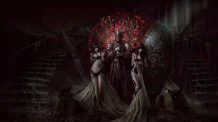 Dark Fantasy Backgrounds posted by Michelle Tremblay