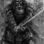 Dark Samurai Art Posted By Ryan Walker