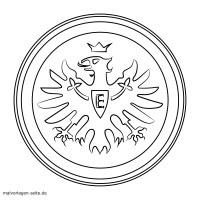 Eintracht Frankfurt Logo posted by John Cunningham