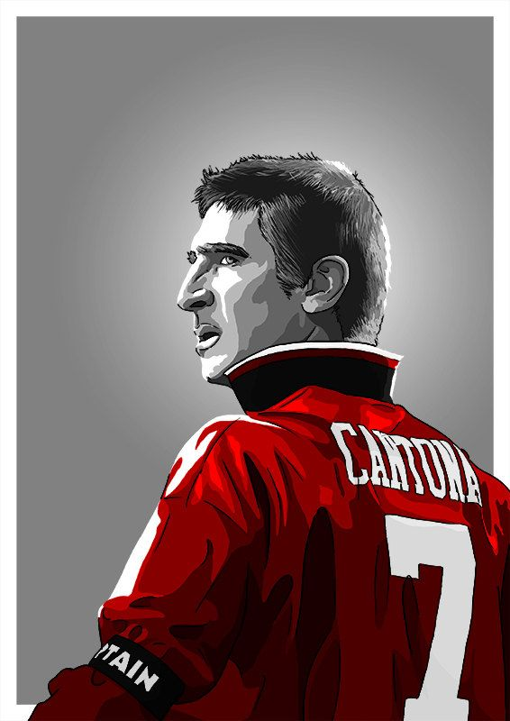 Check out this fantastic collection of eric cantona wallpapers, with 51 eric cantona background images for your desktop, phone or tablet. Eric Cantona Wallpapers Posted By John Simpson