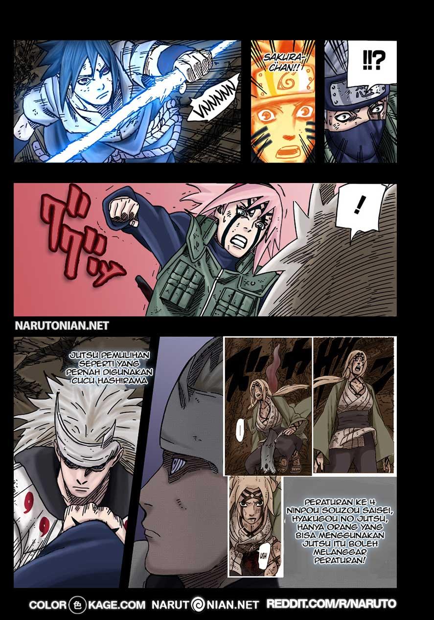 Komik Naruto Episode 676 : komik, naruto, episode, Hyakugou, Posted, Samantha, Peltier
