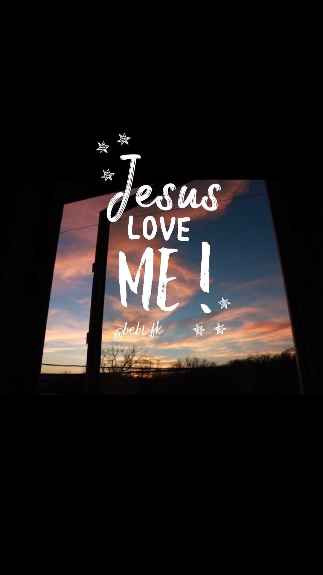 Jesus Loves Me Wallpaper : jesus, loves, wallpaper, Jesus, Loves, Wallpaper, Posted, Christopher, Cunningham