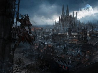 Medieval City Wallpaper posted by Christopher Peltier