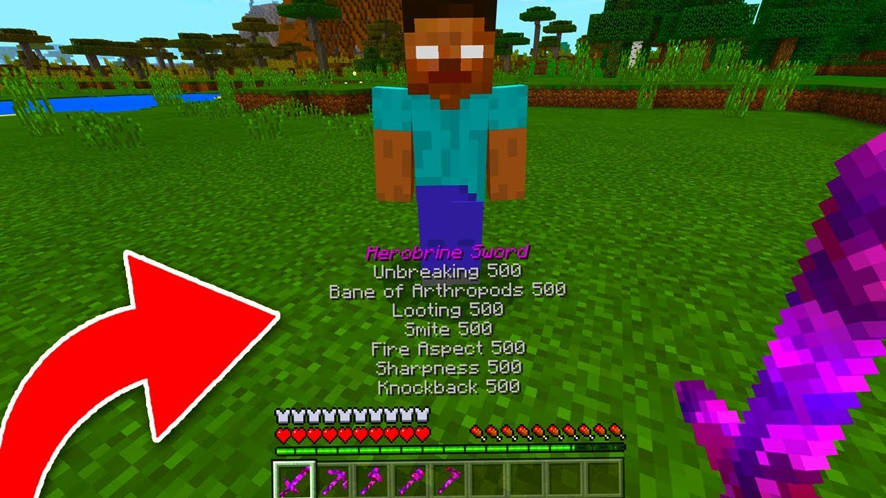 Minecraft Herobrine Pictures Posted By Ethan Sellers