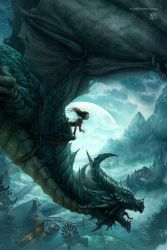 Mythical Creature Wallpaper posted by Sarah Johnson