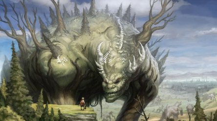Mythical Creatures Wallpaper posted by John Tremblay