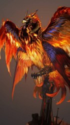Mythical Phoenix Wallpaper posted by Michelle Cunningham