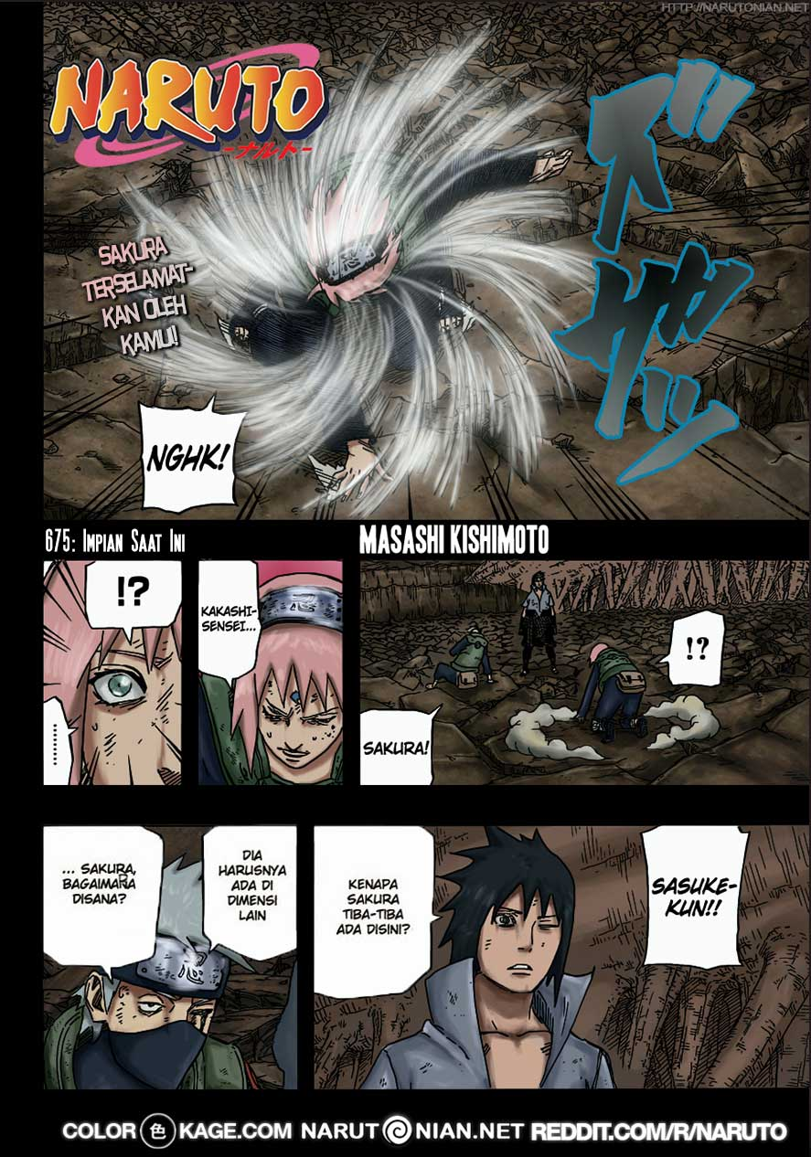 Komik Naruto Shippuden 675 : komik, naruto, shippuden, Naruto, Shippuden, Manga, Color, Posted, Tremblay