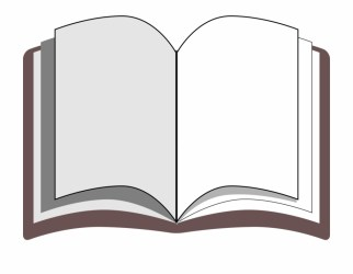 Open Book Transparent Background posted by Michelle Johnson