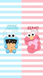 Sesame Street Wallpaper posted by Zoey Mercado