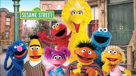 Sesame Street Wallpapers posted by Ryan Peltier