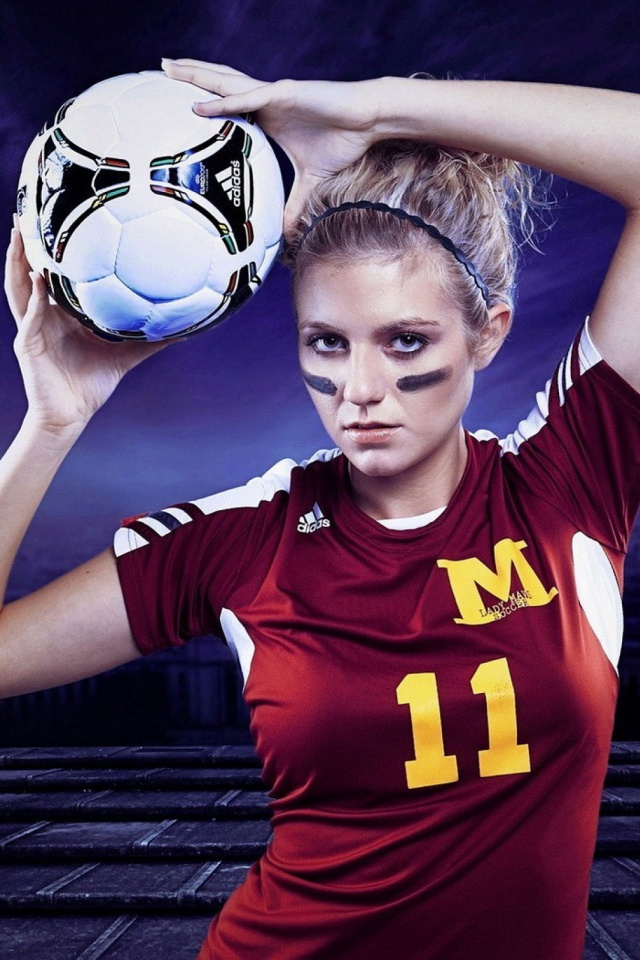 Soccer Wallpaper Girl : soccer, wallpaper, Soccer, Wallpapers, Posted, Sarah, Anderson