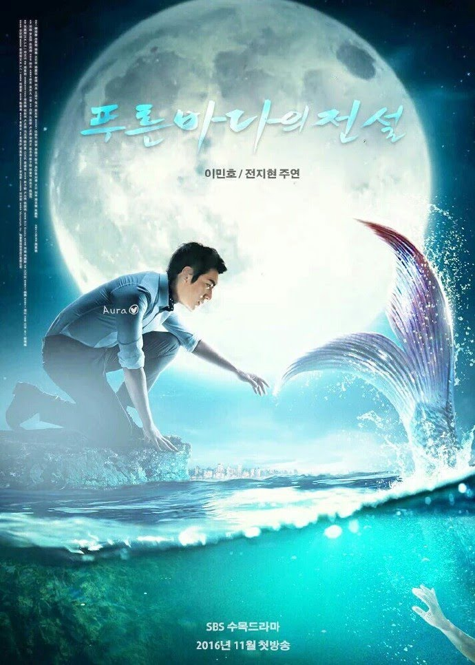 Legend Of Blue Sea Sub Indo : legend, Streaming, Legend, Posted, Anderson