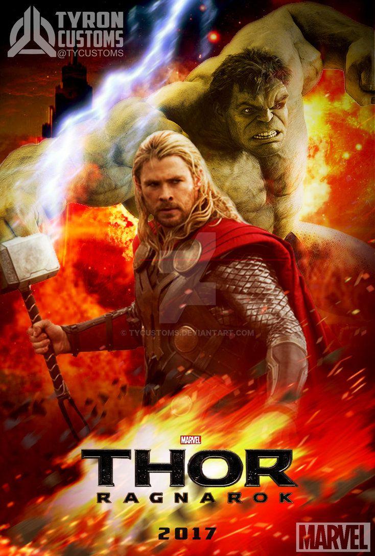 Download Film Thor Ragnarok : download, ragnarok, Ragnarok, Posted, Anderson