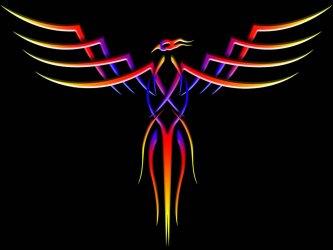 Phoenix Mythical Creatures Wallpaper