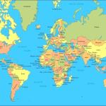 World Map Pdf High Resolution Free Download Posted By John Walker