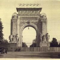 Vechiul Arc de Triumf, anii '20