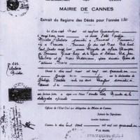 1941. Înmormântarea lui Nicolae Titulescu.