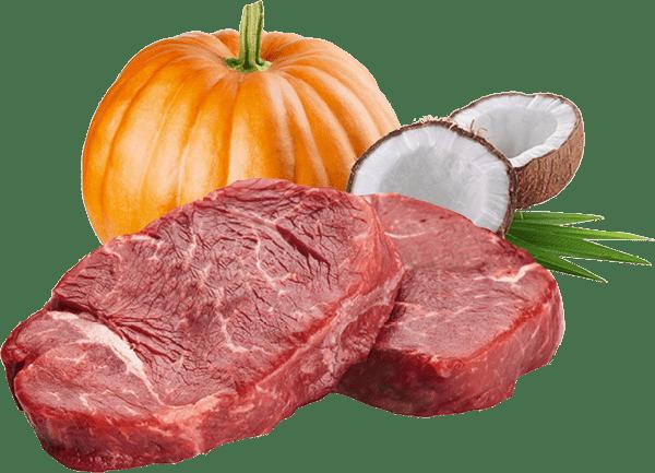Biofood Bio Kattenvoer Rund Menu met een hoog vleesgehalte
