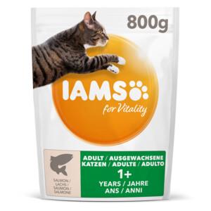 IAMS for Vitality kattenbrokken vis hebben veel gezondheidsvoordelen