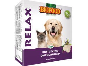 Biofood Relax Tabletten 100st