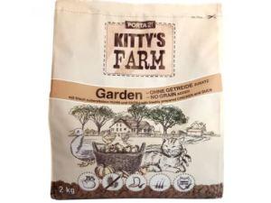 Porta 21 Kitty's Farm – Garden