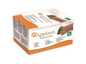 Applaws Kattenvoer Paté Multipack 7 x 100g