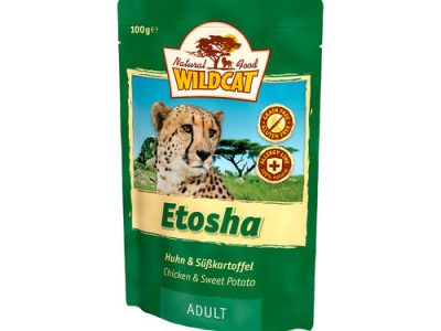 Wildcat Natvoer voor Katten 100g