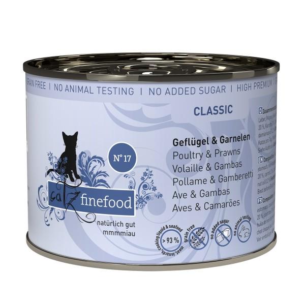 Catz finefood N°17 – Gevogelte & Garnalen