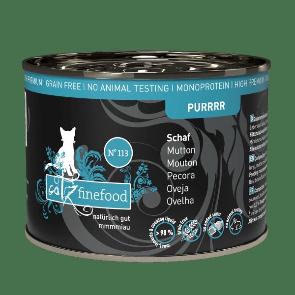 Catz finefood Purrrr N°113 – Schaap 200g
