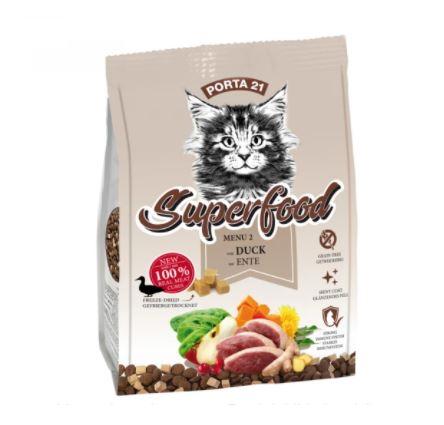 Porta21 Superfood Menu 2