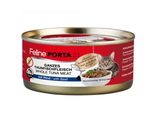 Feline Porta21 Tonijn & Rundvlees