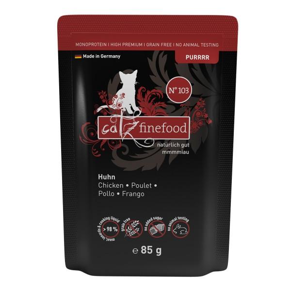 Catz Finefood Purrrr N°103 – Kip 85g