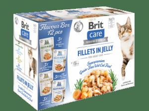 Brit Care Katten Zakjes Multipack 12 x 85g
