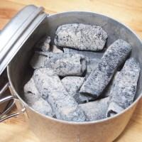 炭の再利用で燃費削減効果が大きい「火消しつぼ」は我が家の必需品!