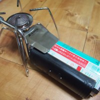 SOTOのST-310でCB缶冷却対策。他社パワーインクリーザー流用!