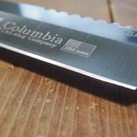 安価で評判の良いコロンビアナイフSA41を購入したよ!