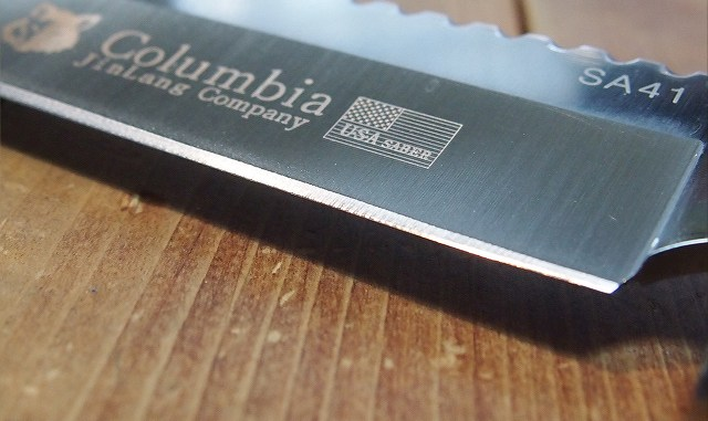 Columbia Knife No.SA41