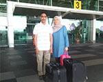 Pelanggan Pakej Percutian Murah Sabah-Muar Johor