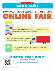 Book Fair @ Virtual