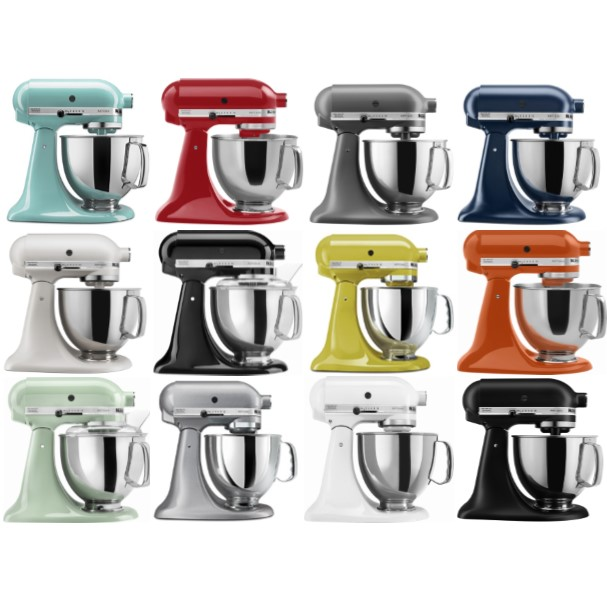 kitchen aid products canisters pottery kitchenaid 5 quart tilt head stand mixer reg sale 379 99 cutler s