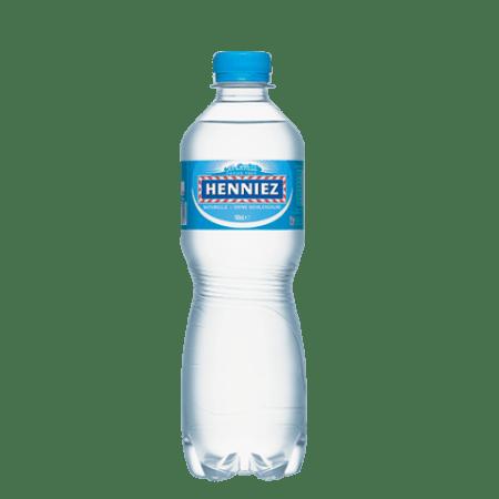 eau plate Henniez