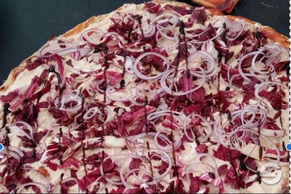 pizza ronde thon